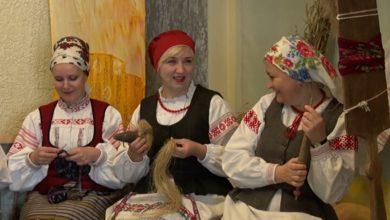 Лидский отдел ремёсел организовал уникальное фольклорно-обрядовое мероприятие «Филиппов вечер»