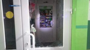 В Лиде совершена кража в одном из магазинов филиала Гродненского облпотребобщества