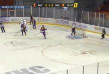 Хоккейный клуб «Лида» проиграл в первом матче второго этапа чемпионата Беларуси в экстралиге