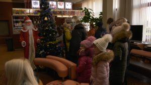 К новогодней благотворительной акции «Наши дети» присоединились и лидчане