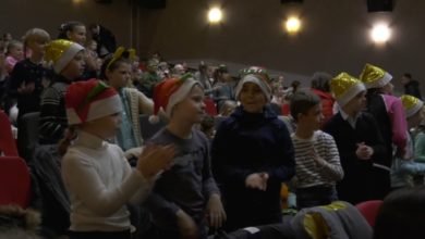 Photo of К новогодней благотворительной акции «Наши дети» присоединились и лидчане