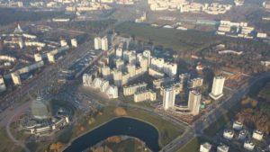 Вид на миллион и европейский комфорт в центре Минска