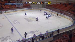 В очередном матче «Локомотив» дома обыграл хоккейный клуб «Лида» - 4:0