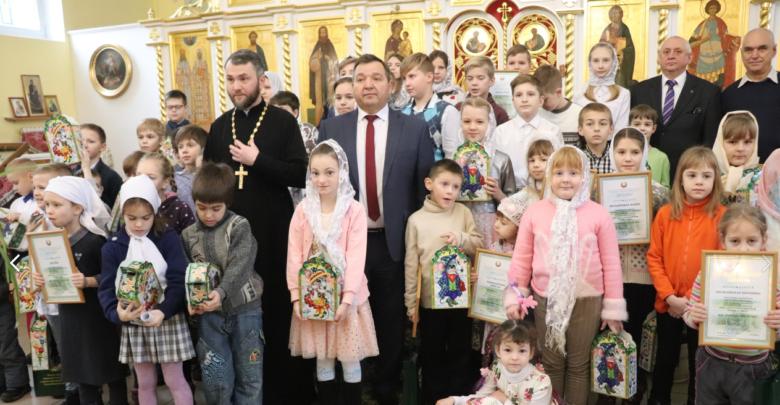 Министр природных ресурсов и охраны окружающей среды Республики Беларусь Андрей Худык посетил Лиду.