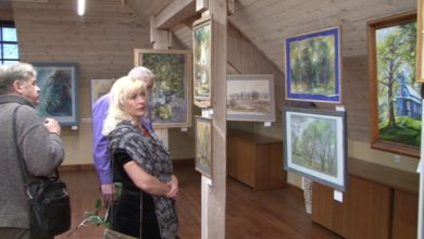 Photo of Художница Татьяна Лукьян приглашает на персональную выставку «И снова… Татьянин день»