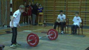 В Лиде прошел Открытый областной новогодний турнире памяти основателя тяжёлой атлетики Генриха Круповича