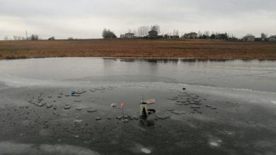 Утонул рыбак в Лидском районе.