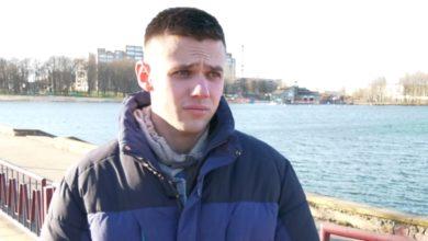 Лидчанин Леонид Зданович спас девятилетнего мальчика, упавшего в Лидское озеро