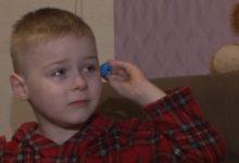 Пятилетнему лидчанину Максиму Савчицу необходимы средства на приобретение кохлеарного имплантата