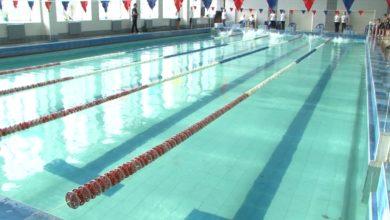 Олимпийские дни молодежи Гродненской области по плаванию