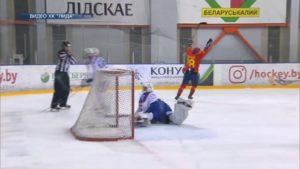 7-го февраля хоккейный клуб «Лида» дома принимал оршанский «Локомотив»