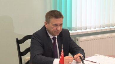 В Берёзовке «прямую телефонную линию» и приём граждан провел Иван Лавринович