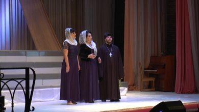 В Лиде прошел гала-концерт ХV Межепархиального фестиваля-конкурса православных песнопений