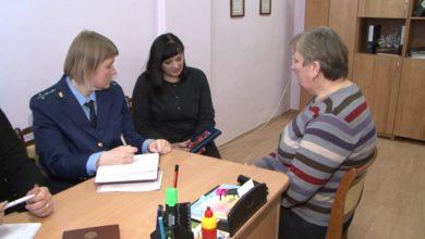 В Лиде прием граждан провела инспектор труда Наталья Грецкая