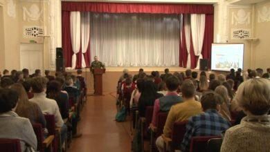 Photo of Военный комиссариат организовал для лидских старшеклассников профориентационное мероприятие