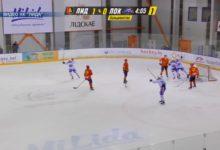 Photo of Хоккейный клуб «Лида» на домашней площадке принимал оршанский «Локомотив»