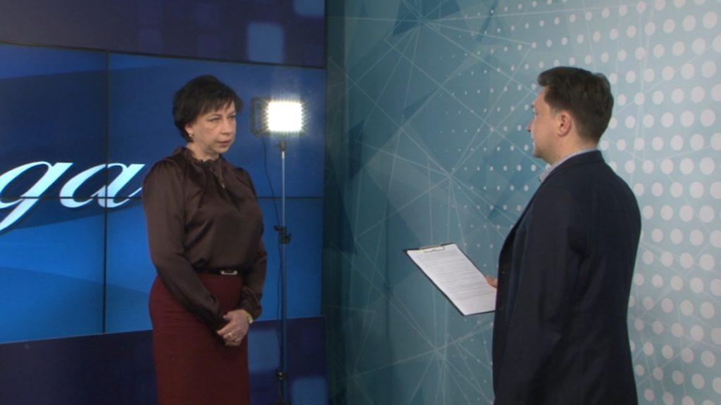 Начальник отдела пенсий и пособий управления по труду, занятости и социальной защите Лидского райисполкома Ирина Тарасенко.