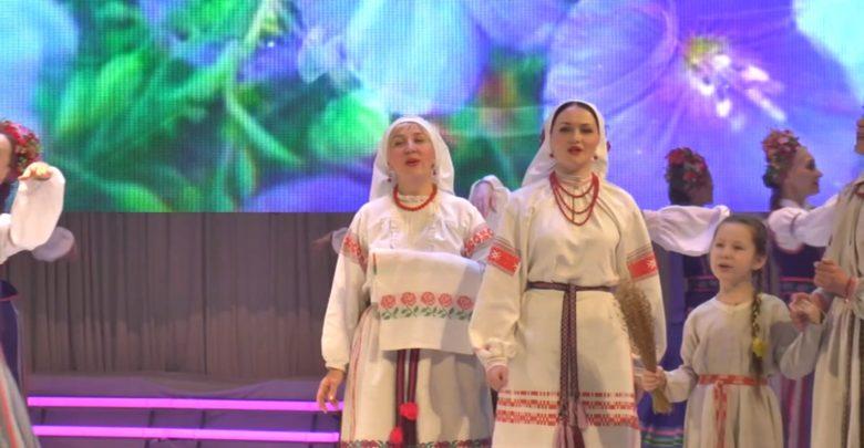 В Лиде прошла торжественная церемония открытия мероприятий «Лида – культурная столица-2020»