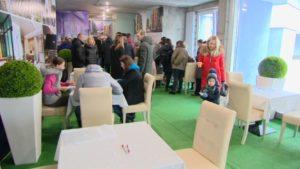 В комплексе «Минск Мир» жители приняли очередной дом
