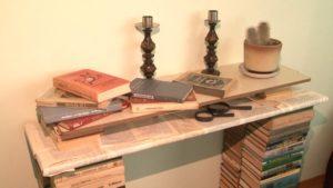 В Лиде работает выставка миниатюрных книг