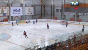 В Лиде прошли областные финальные соревнования по хоккею «Золотая шайба»