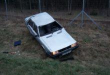 В Лидском районе в ДТП пострадал водитель.