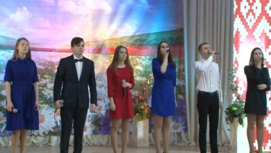 БРСМ провел ежегодный районный фестиваль-конкурс песни «Сердце земли моей!»