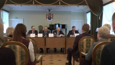 Председатель облисполкома Владимир Кравцов провел пресс-конференцию в Сморгонском районе