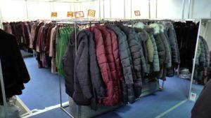 В Лиде на площадке у ТЦ «Торунь» проходит выставка-ярмарка «Модный базар»