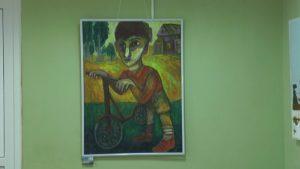 В Лидском историко-художественном музее открылась выставка «Первопроходцы»