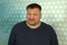 Photo of Лидское телерадиообъединение посетил певец Виктор Калина