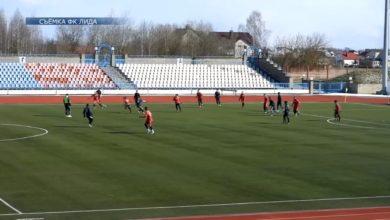 Photo of Футбольный клуб «Лида» провел очередной товарищеский матч