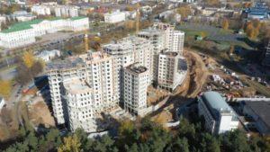 Престижное жилье в центре Минска