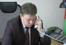 Photo of Сергей Ложечник провел субботнюю «прямую телефонную линию»