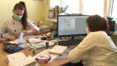 В поликлиниках введены дополнительные меры для защиты населения от короновируса