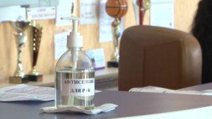 В учреждениях культуры и спорта в Лиде профилактируют распространение коронавируса