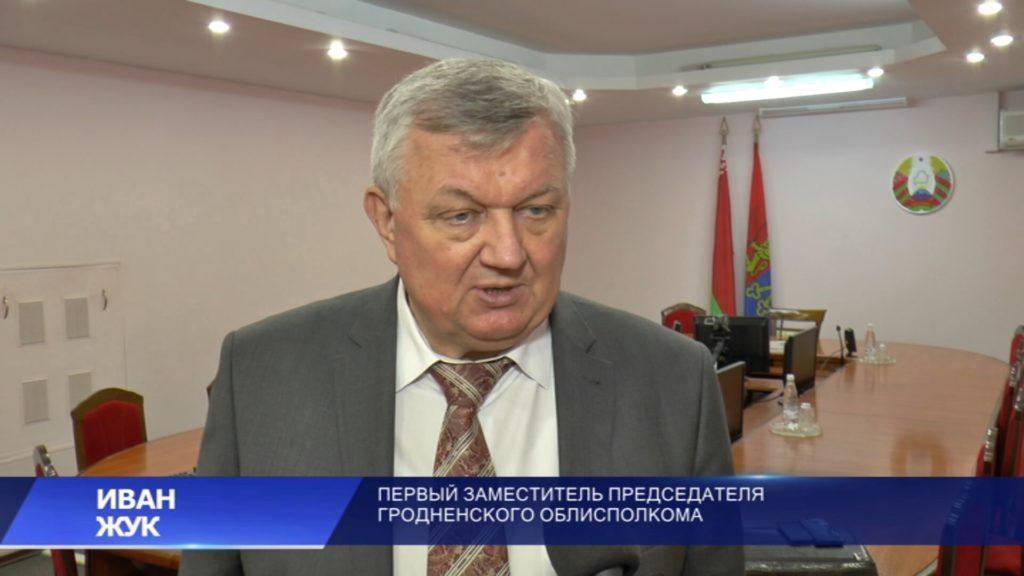 В Беларуси продолжается сев ранних яровых зерновых и зернобобовых культур