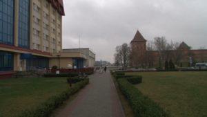 Прошедшая неделя в Беларуси была непостоянной в температурном плане