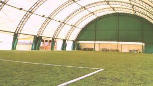 Крытое мини-футбольное поле появится в Лиде