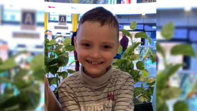 Photo of Иван Борисюк из Минска, которому 13 марта исполнится 9 лет, нуждается в помощи.