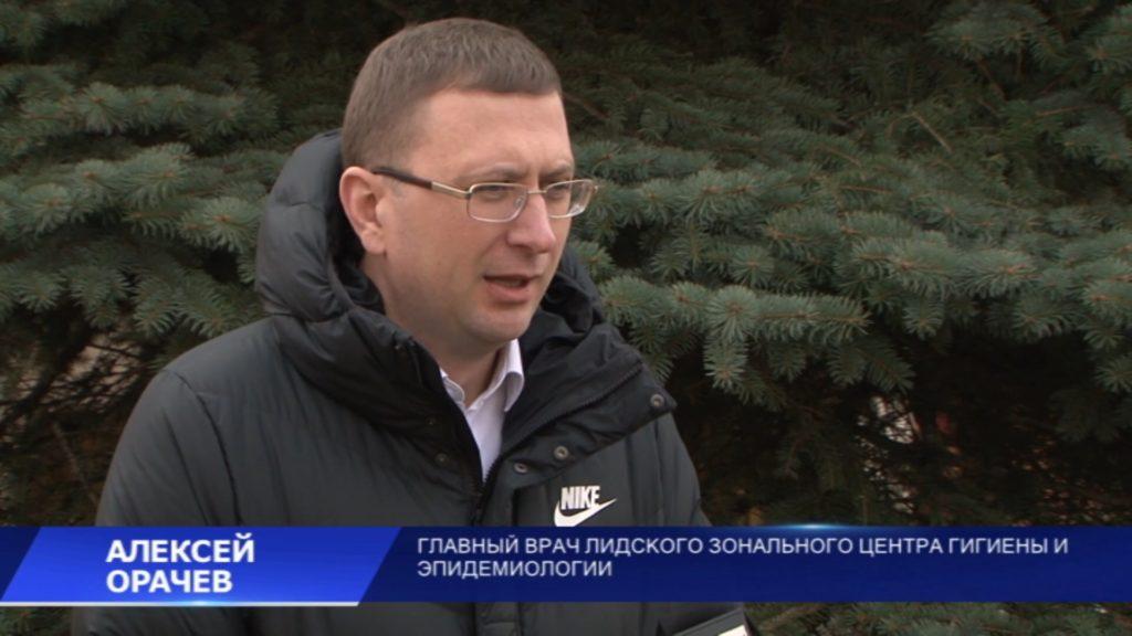 351 случай коронавируса в Беларуси