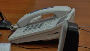 Субботние «прямые телефонные линии» дают возможность обсудить интересующие темы