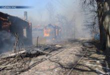 Photo of Весенние палы приводят к пожарам в населенных пунктах