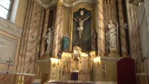 Пасхальное богослужение и божественную литургию можно будет увидеть на телевидении