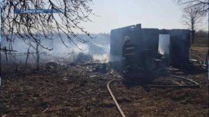 В этом году в Лиде и Лидском районе зарегистрирован один пожар, произошедший по причине палов