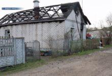 Photo of Пожар в Лиде стал причиной гибели 90-летней местной женщины