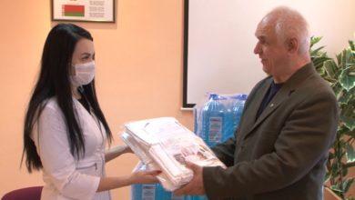 Photo of Общественные организации оказывают помощь медикам