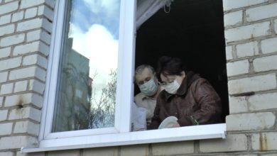 Photo of Лидские пенсионеры Тамара и Петр Вадейко уже три с половиной недели живут в самоизоляции