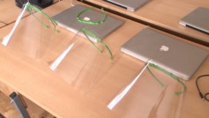 В Лидском районном центре технического творчества разработали новый проект