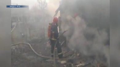 Photo of В Лидском районе на пожаре погиб человек